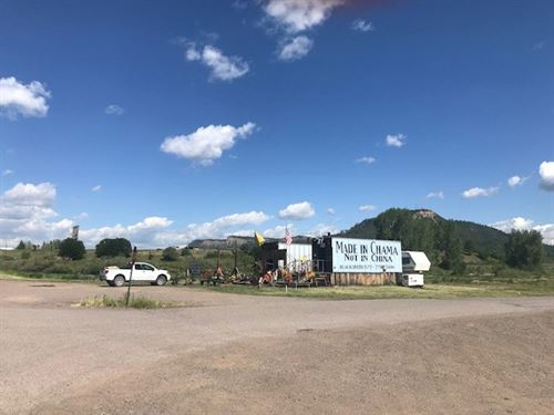 Commercial Land West of Chama NM : Chama : Rio Arriba County : New Mexico