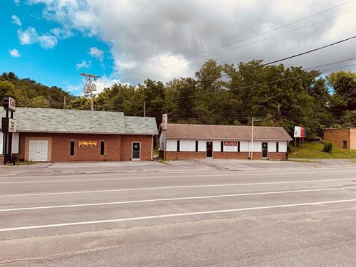Commercial Road Frontage Property : Tazewell : Virginia