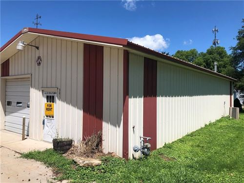 Multiple Use Metal Building, Garage : Saint Joseph : Buchanan County : Missouri