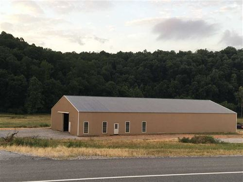 6.5 Acres on Highway 167 Just : Batesville : Independence County : Arkansas