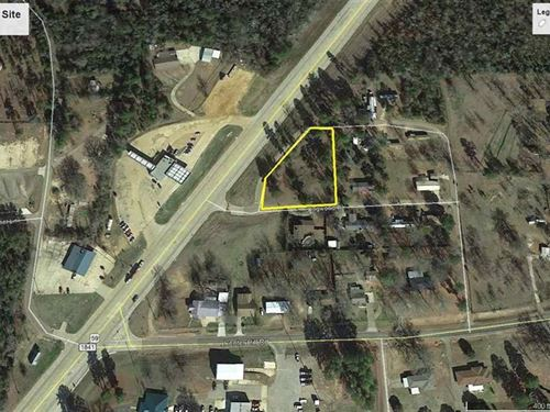 Commercial Property Linden TX : Linden : Cass County : Texas