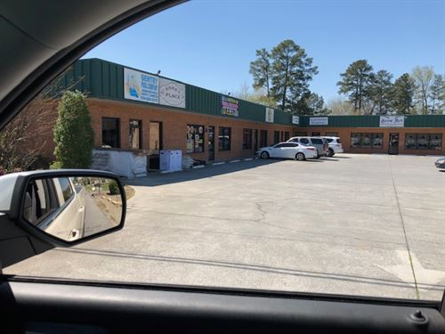 Fully Leased Investment Property : Calhoun : Gordon County : Georgia