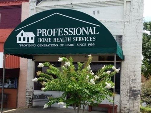 Commercial Building In Bernice LA : Bernice : Union Parish : Louisiana