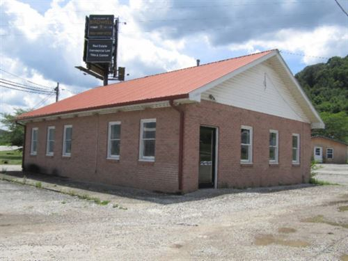 1 Ac Commercial Building For Retail : Celina : Clay County : Tennessee