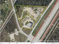 2 Acres Commercial Corner Fostoria : Cleveland : Montgomery County : Texas