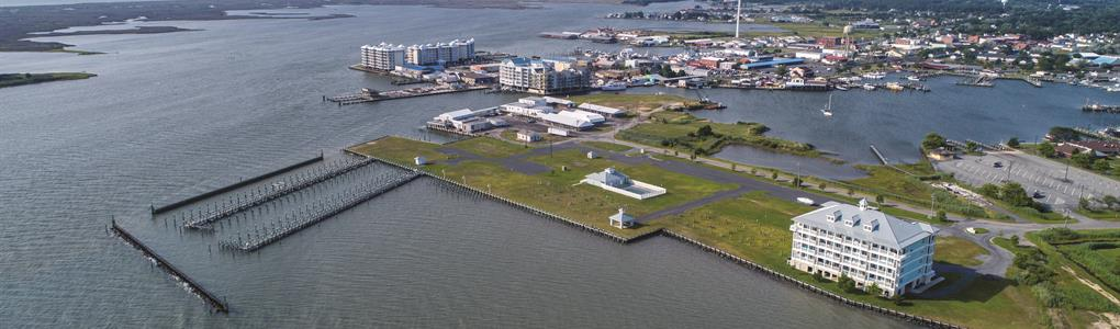 Tangier Sound Development Site : Crisfield : Somerset County : Maryland