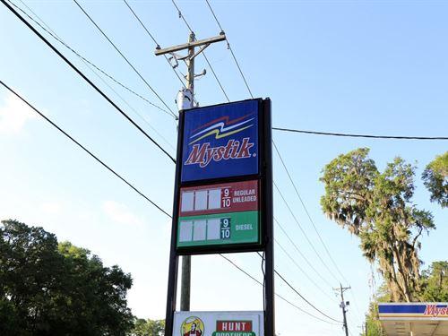 Price Drop, Gas, Convenience : Beaufort : South Carolina