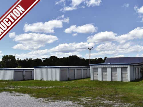 Auction Warehouse And Storage Units : Alexandria : Calhoun County : Alabama