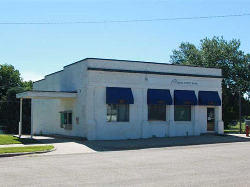 114 Nebraska Streetbelden, NE : Belden : Cedar County : Nebraska