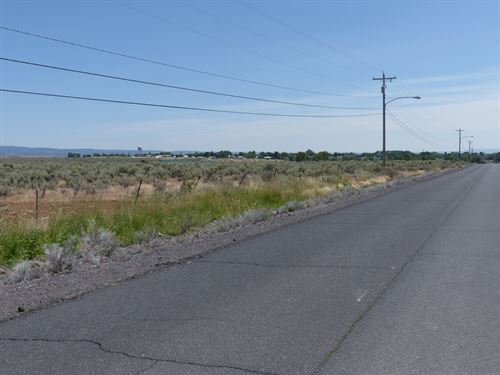158+ Acres Commercial/Residential : Burns : Harney County : Oregon