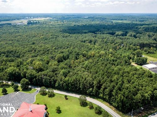 Development Property And Timber : Salisbury : Rowan County : North Carolina