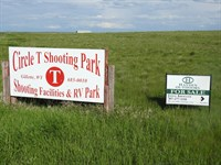 Circle T Shooting Facility RV Park : Gillette : Campbell County : Wyoming