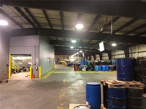 26,500+- Sf Manufacturing Warehouse : Cartersville : Bartow County : Georgia