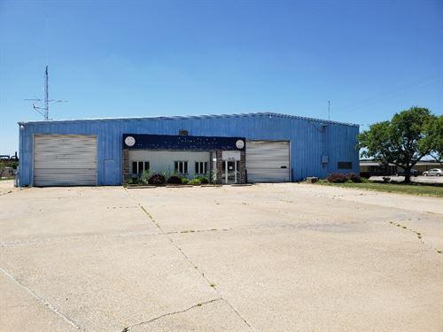 Commercial Building Southeast IA : Keokuk : Lee County : Iowa