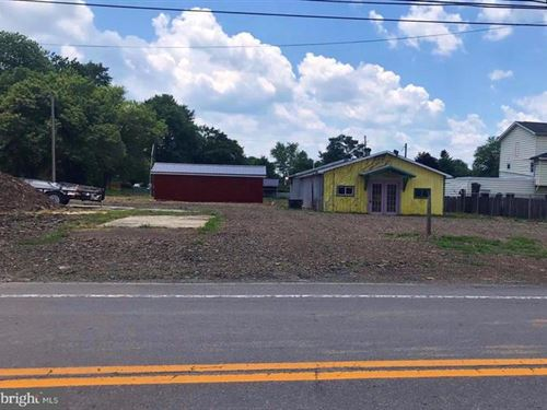 Intersection Of Rt 28 & 46 : Fort Ashby : Mineral County : West Virginia