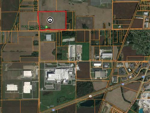 Development Land For Sale, Anders : Anderson : Madison County : Indiana