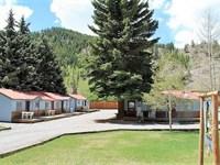 Resort In Lake City : Lake City : Hinsdale County : Colorado