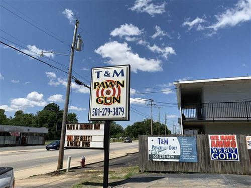 T & M Pawn Race Street Location Ac : Searcy : White County : Arkansas