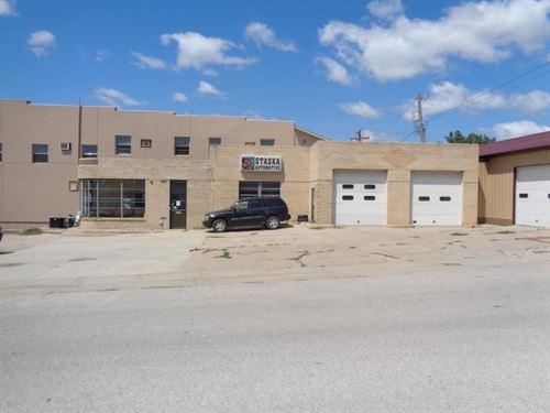 Mechanics Auto Service Shop : Missouri Valley : Harrison County : Iowa