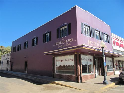 Investment Property Historic : Silver City : Grant County : New Mexico