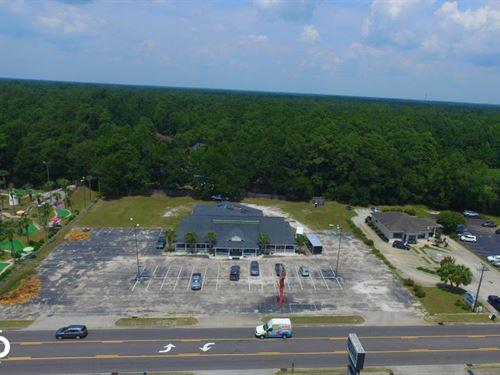 Calabash Commercial Lot : Calabash : Brunswick County : North Carolina