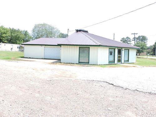 Commercial Building Store : Waldron : Scott County : Arkansas