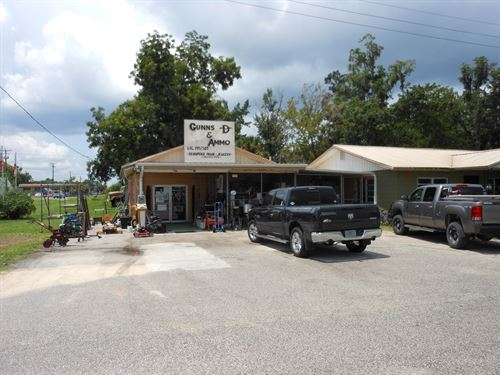 Pawn Shop Business North Florida : Branford : Suwannee County : Florida