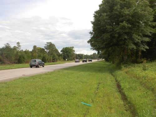5 Acres On Us Highway 301 C-170 : Starke : Bradford County : Florida