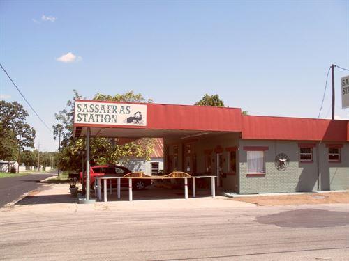 Commercial Building, Winnsboro : Winnsboro : Wood County : Texas