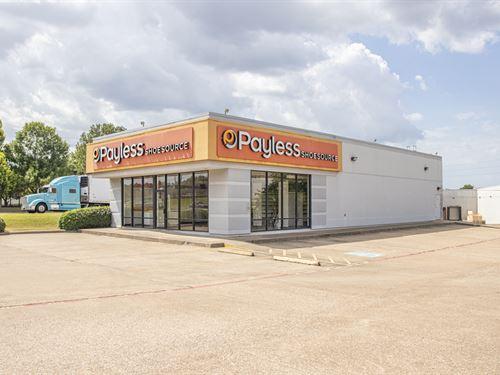 Commercial Building Sh 30 West : Huntsville : Walker County : Texas