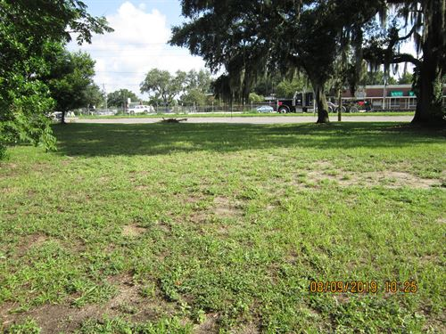 6 Commercial Lots as One Package : Lake Wales : Polk County : Florida