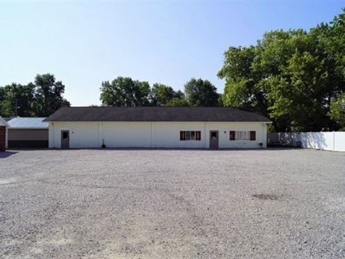 Local Restaurant, Posey County : Wadesville : Posey County : Indiana