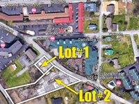 Downtown Gatlinburg Vacant Lots : Gatlinburg : Sevier County : Tennessee