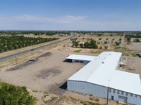 Online Only Commercial Auction : Roswell : Chaves County : New Mexico