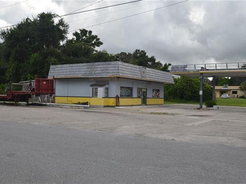 Commercial Building Arcadia, FL : Arcadia : Desoto County : Florida