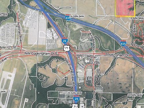 80 Acres In Platte County MO : Kansas City : Platte County : Missouri