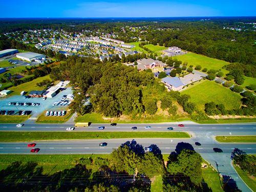 Commercial Acreage Hwy 74 Union : Monroe : Union County : North Carolina
