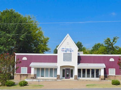 Commercial Building Arkadelphia : Arkadelphia : Clark County : Arkansas