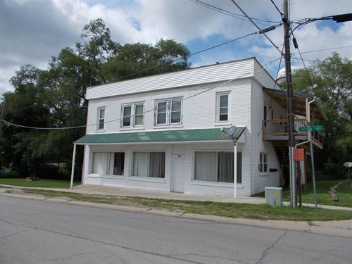 Investment & Income Property Albany : Albany : Gentry County : Missouri