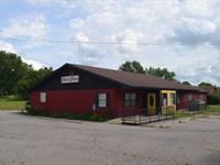 Turn-Key Restaurant, Great Location : Licking : Texas County : Missouri