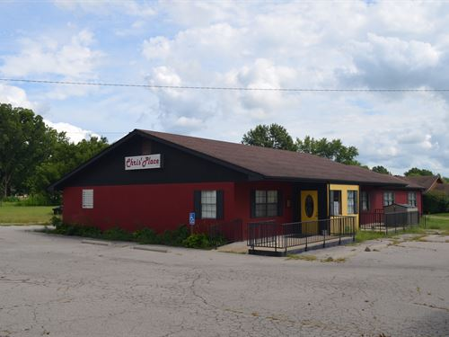Turn-Key Restaurant, Great Location : Licking : Texas County : Missouri