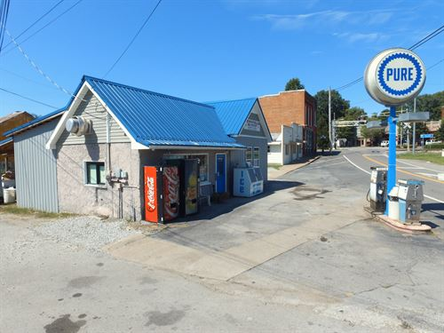 Market & Gas Station Cash Flow : Lynnville : Giles County : Tennessee