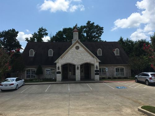 Professional Office Building Loop : Tyler : Smith County : Texas