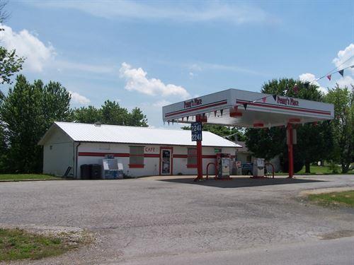 Convenience Store-Gas : Liberty : Casey County : Kentucky