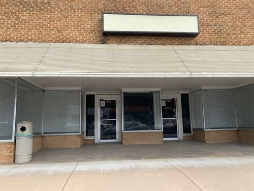 Retail Space For Sale Wilburton,Ok : Wilburton : Latimer County : Oklahoma