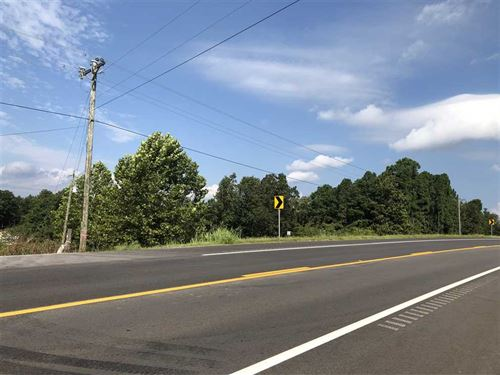 400-Feet of Hwy 65 Road Frontage : Clinton : Van Buren County : Arkansas