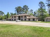 Pinehollow Apartments : Shepherd : San Jacinto County : Texas
