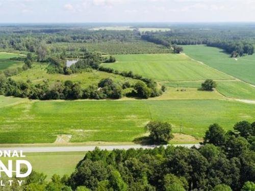 Red Oak Development Tract : Battleboro : Nash County : North Carolina