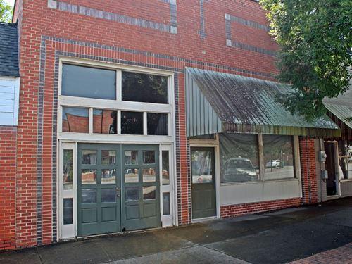 Cheraw Historic District Building : Cheraw : Chesterfield County : South Carolina