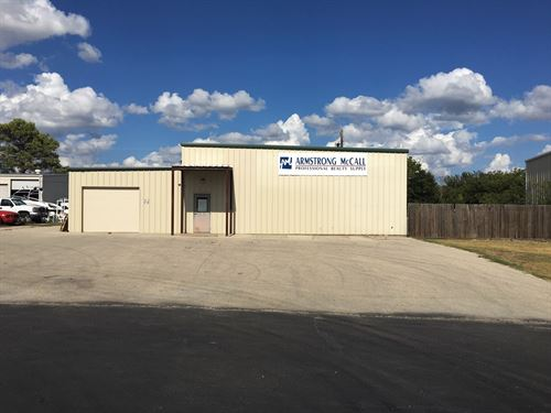 Commercial Building Lease Early, TX : Early : Brown County : Texas